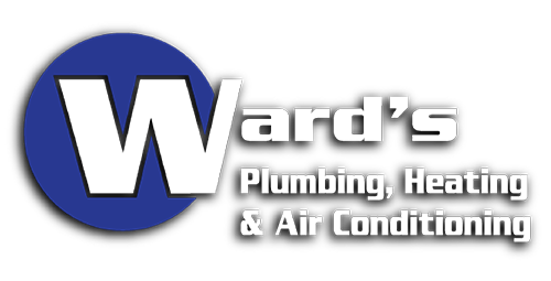 Ward's Plubming, heating & Air Conditioning Logo
